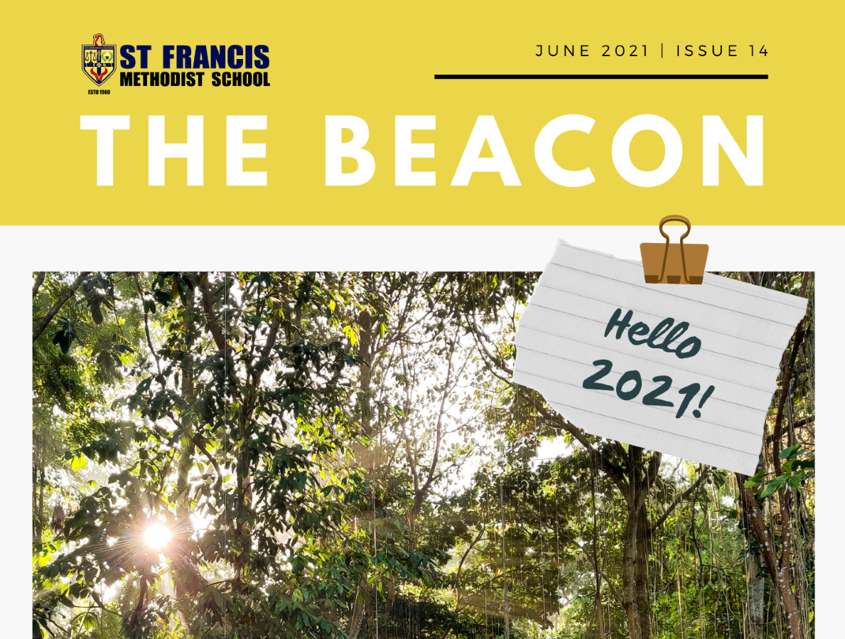 The Beacon Issue 14